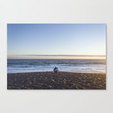 Sunset for Two Canvas Print