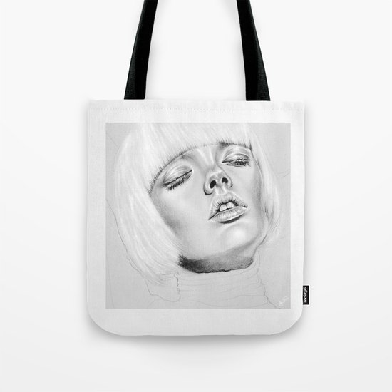 + DARK PARADISE + Tote Bag
