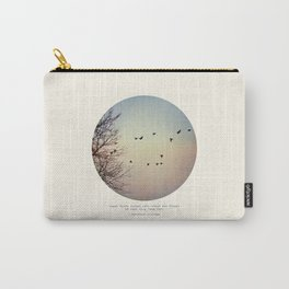 Caged Birds Carry-All Pouch