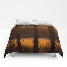 The sun has risen #decor #buyart #society6 Comforters