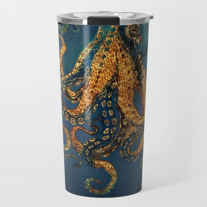 Underwater Dream IV Travel Mug