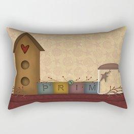 Primitives Rectangular Pillow