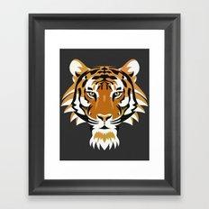 The prowler. Framed Art Print