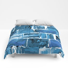 486 - Abstract Collection Comforters