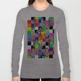 Jesus is The New Pattern 2 Long Sleeve T-shirt