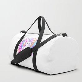 Pawsitive Cat Duffle Bag