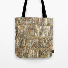 Abstract raw colors movement design Tote Bag