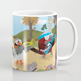 Bird Band Coffee Mug