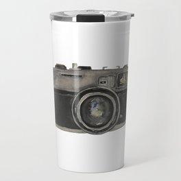 Film Camera Travel Mug
