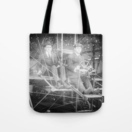 This will take us to starts, right ? Tote Bag