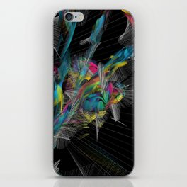 Color Streaks 2 iPhone Skin