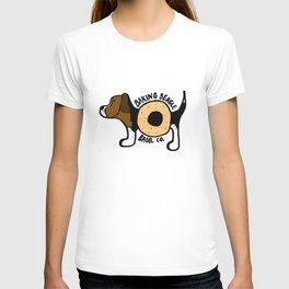 The Baking Beagle Bagel Co. T-shirt