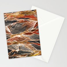 Midnight Fever Stationery Cards