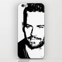 Paul Walker iPhone Skin