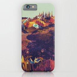 SBRBÏA iPhone Case