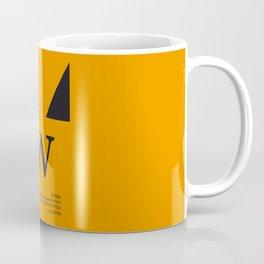 JACK LANTERN - FontLove - HALLOWEEN EDITION Coffee Mug