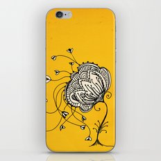 lonely mind  iPhone & iPod Skin