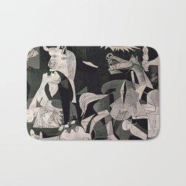 GUERNICA #1 - PABLO PICASSO Bath Mat