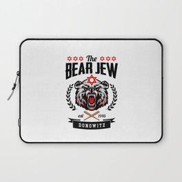 Inglourious Basterds - The Bear Jew Laptop Sleeve