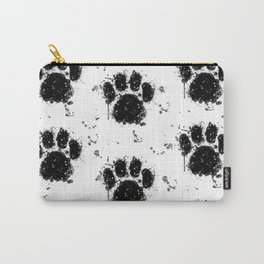 Pawprint Love Carry-All Pouch
