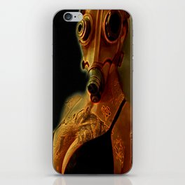 Breathe Deeply iPhone Skin