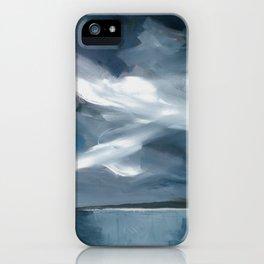 Lake Taupo, New Zealand iPhone Case