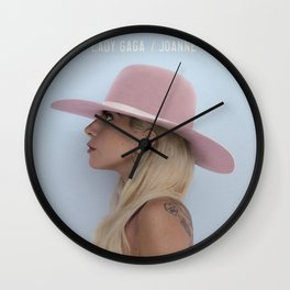 LADYGAGA - JOANNE. Wall Clock