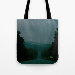 Entering Lake George Tote Bag