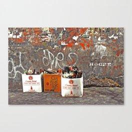 Rome: Trastevere Canvas Print