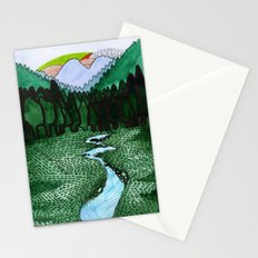 Landscapes / Nr. 2 Stationery Cards
