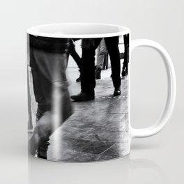 Hustle And Bustle Coffee Mug