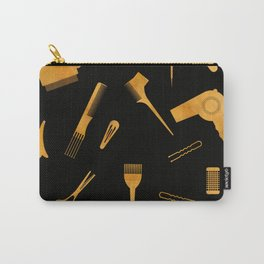 Hair Beauty Carry-All Pouch