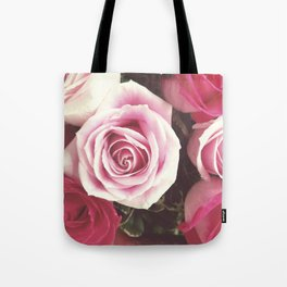 Roses are Love Tote Bag