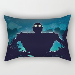 Iron Giant Rectangular Pillow