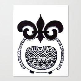 Owl3 Canvas Print