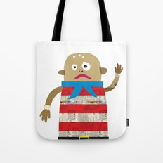 The Shipmate often seen on a Pirate ship Tote Bag