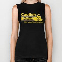 Hazardous Ideologies Biker Tank