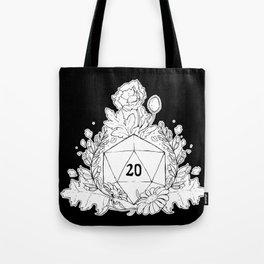 Plant Secrets: D20 Tote Bag