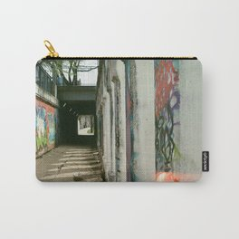 A Walk in the City Carry-All Pouch
