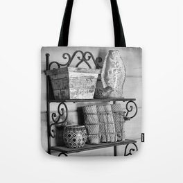 Thing On The Shelf Tote Bag