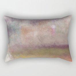 Maybe Now Rectangular Pillow