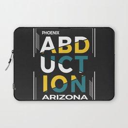 ABDUCTION | UFO Art Laptop Sleeve