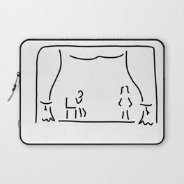 actor theatre stage Laptop Sleeve