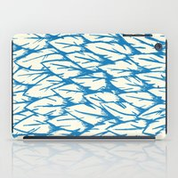 fringe iPad Cases featuring Feathered Fringe by Joe Van Wetering
