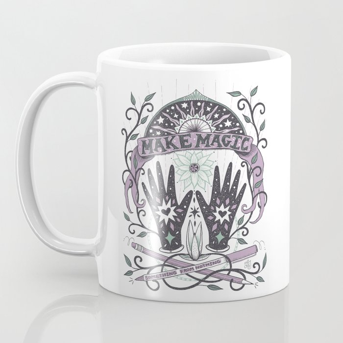 Make Magic Coffee Mug
