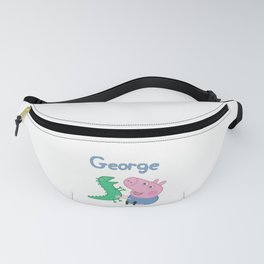 George Pig Fanny Pack