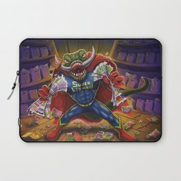 Little Comic Shop of Horrors Laptop Sleeve