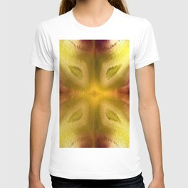 Agate Dreams in Yellow T-shirt