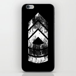 Master Sergeant (weathered) iPhone Skin