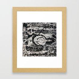 Universe's Galaxy Framed Art Print